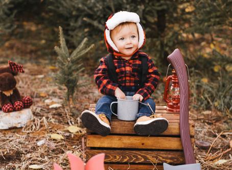 Cutest Lumberjack - ever!