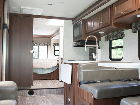 Our new RV - For work & fun!