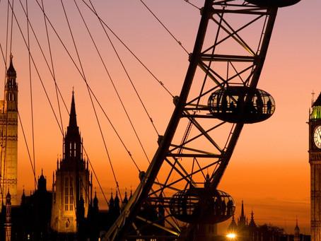 Откуда в Лондоне Большой Бен и Всевидящее Око