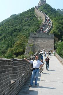 Репетитор по английскому на стене имени Мао Дзе Дуна