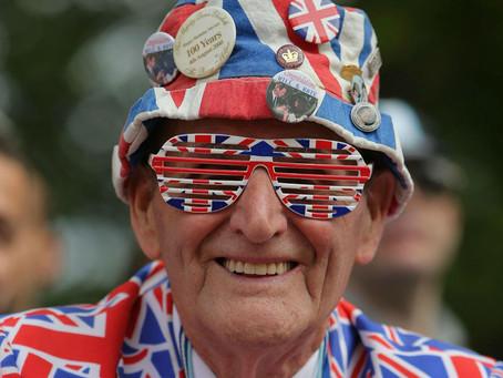 Эта странная, странная Великобритания…