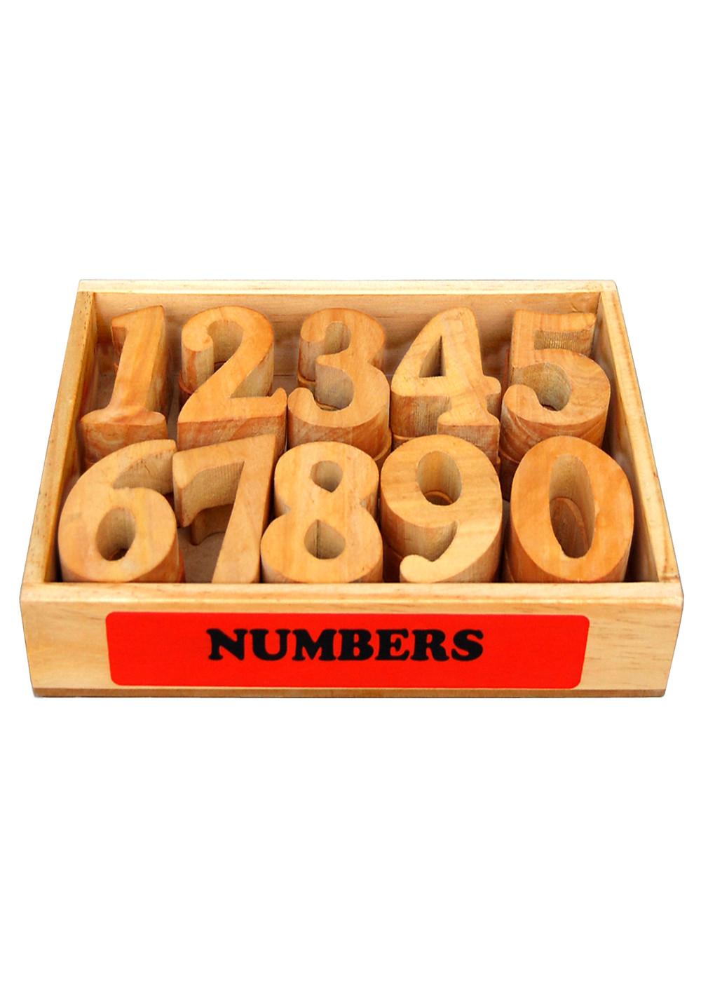 Английские числа