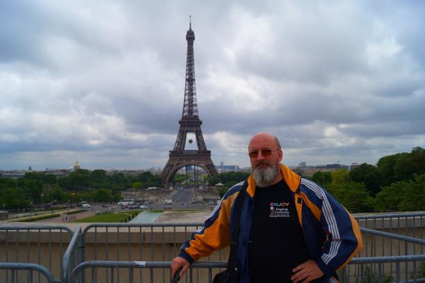 Репетитор по английскому где-то во Франции