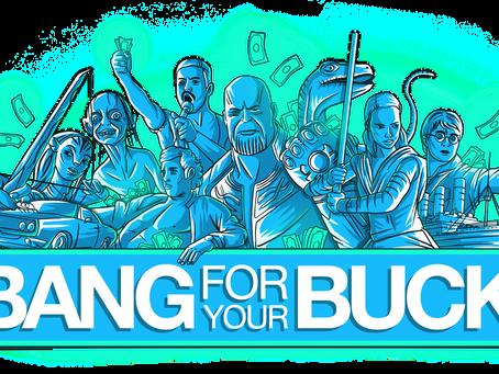 Bang for the buck (Деловые английские идиомы)
