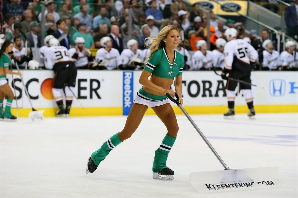 Американский хоккейный сленг