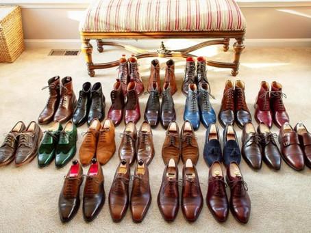 Английская обувь