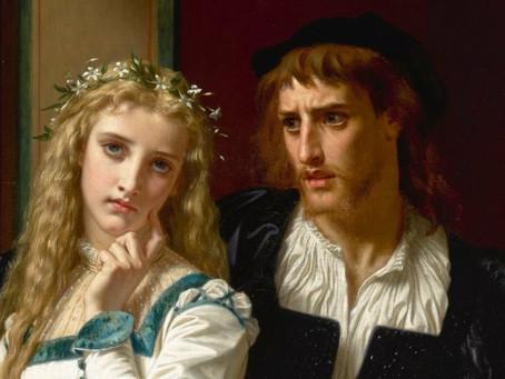 Диалог Гамлета и Офелии («Гамлет», акт III, сцена 1)