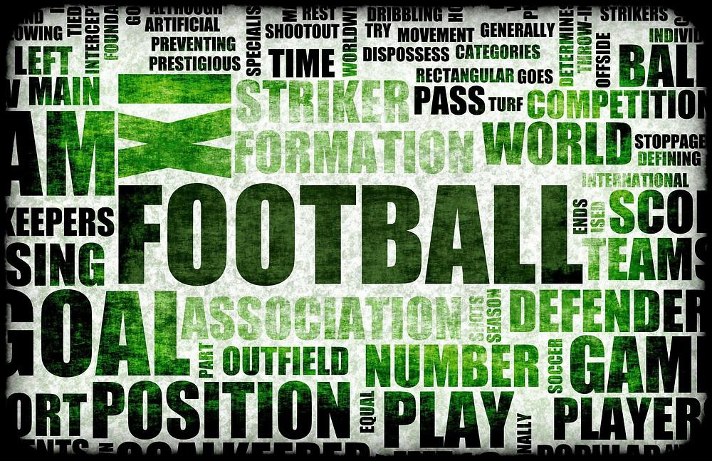 Английские футбольные выражения