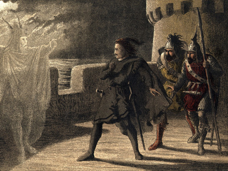 «Гамлет» - стихи или проза?