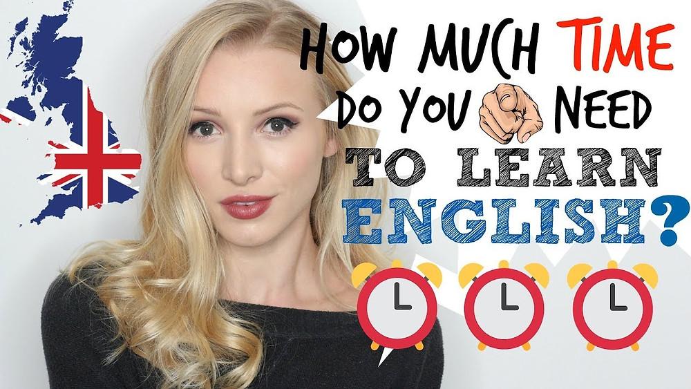 Как быстро можно выучить английский язык