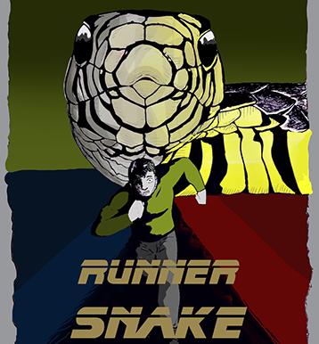 Cobra corre atrás?