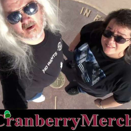 "The Cranberry Merchants: hard rock origins with a ""punky"" touch and so much fun to offer"