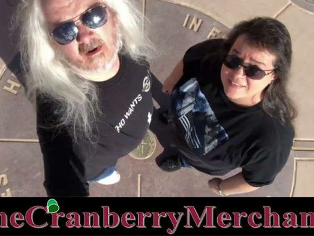The Cranberry Merchants: raíces de hard rock y new wave con muchas ganas de fiesta
