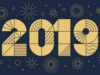 26/01: Nieuwjaarsdrink