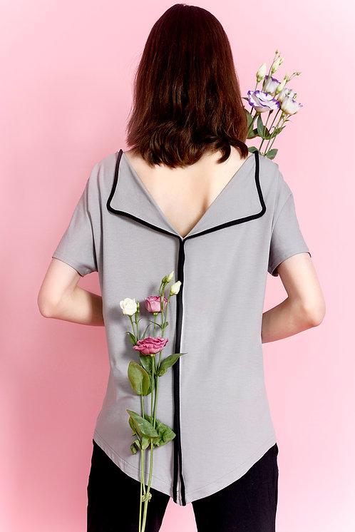 Bluzka szara / Gray top