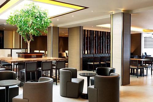 T-4 Plaza Premium Departure Lounge