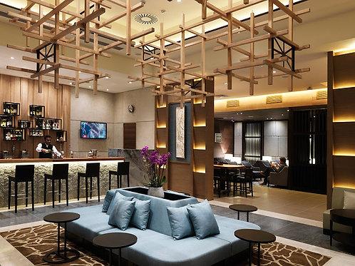 T-2 Plaza Premium Departure Lounge