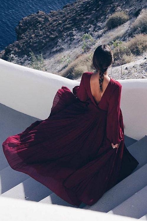 Lily Chiffon Dress