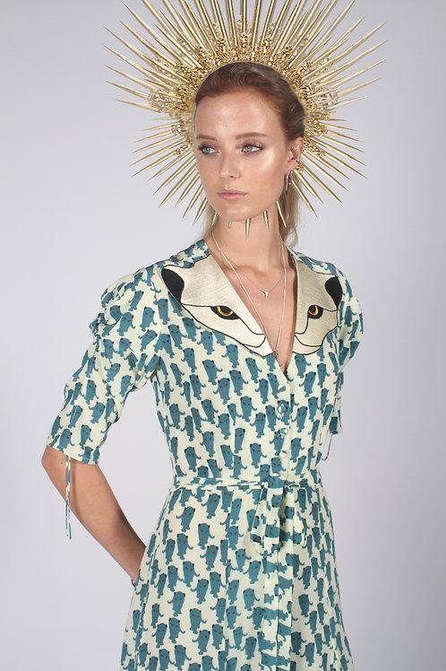 Pantera Maxi Dress Pre-Order
