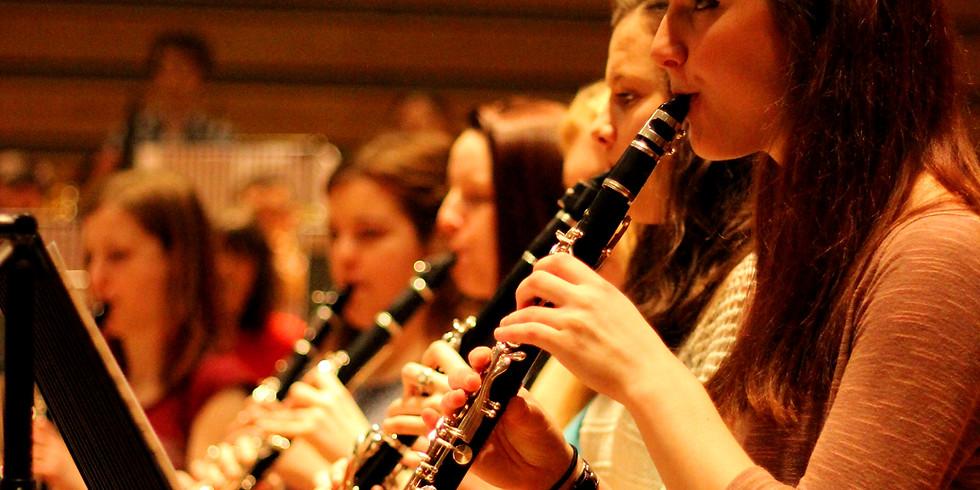 Clarinet Choir Virtual Rehearsals