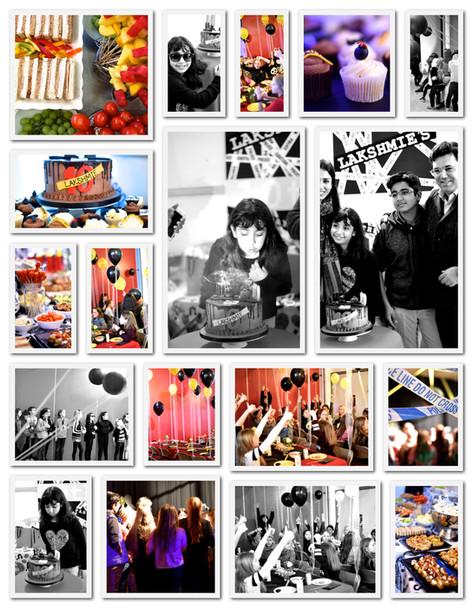 Spy party! 10th birthday celebration
