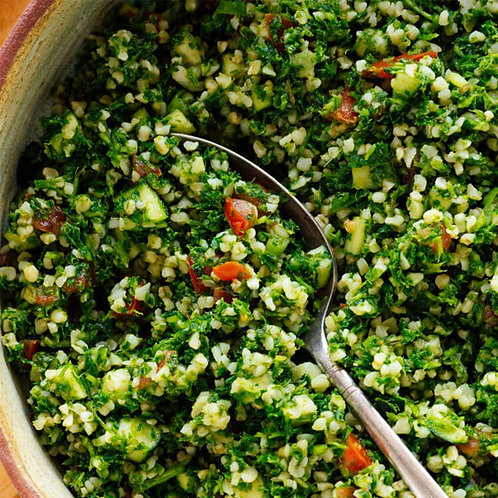 ZESTY TABBOULEH SALAD - FOR 4 PEOPLE