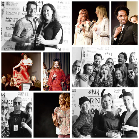 Barnes Charity Fashion Show 2018