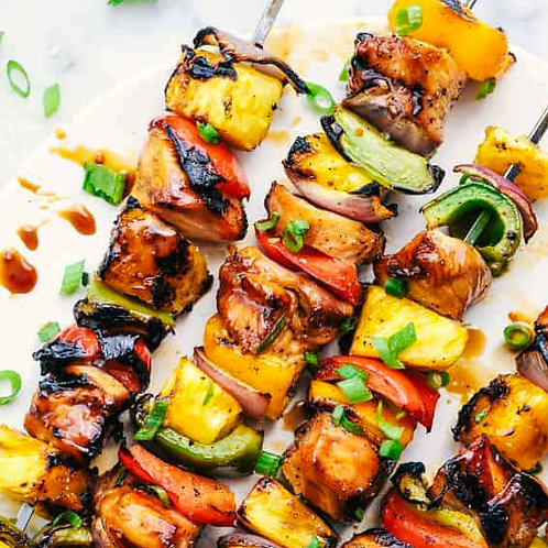 SKEWER BBQ BOX GALORE - FOR 4 PEOPLE