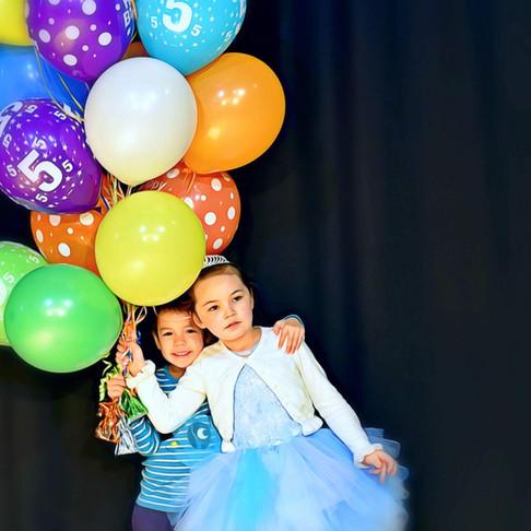 Tulle & Tiaras, 6th birthday party