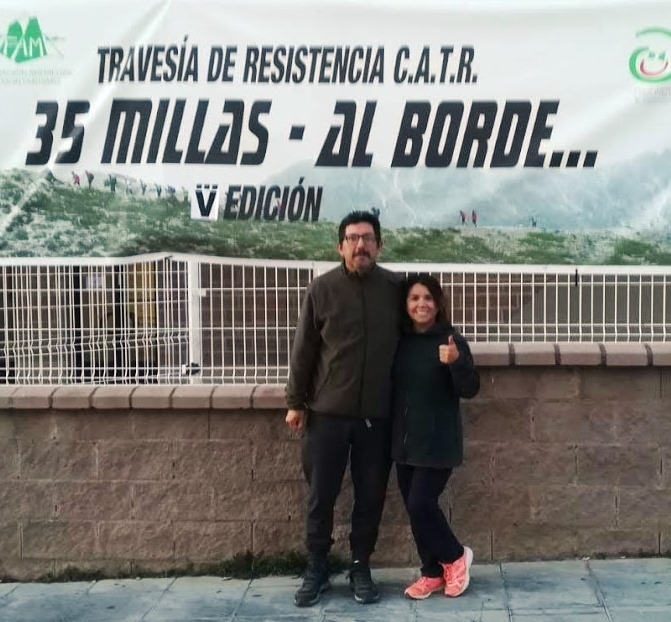 "Travesía 35 Millas ""Al borde.."""