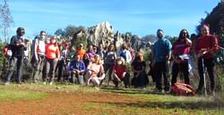 Senderismo Cerro del Hierro
