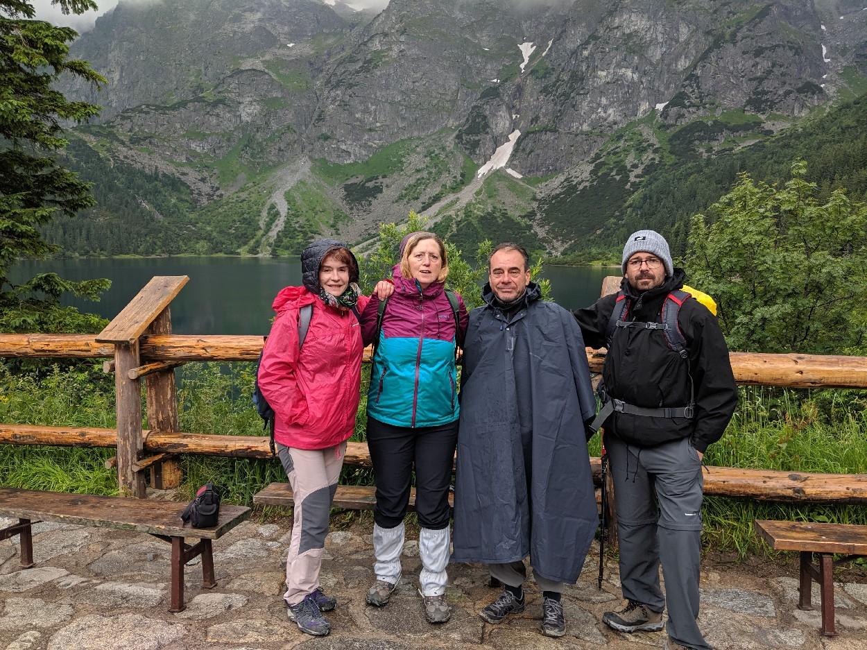 Senderismo en Tatras