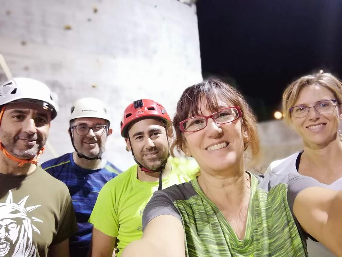 Escalada en San Pablo