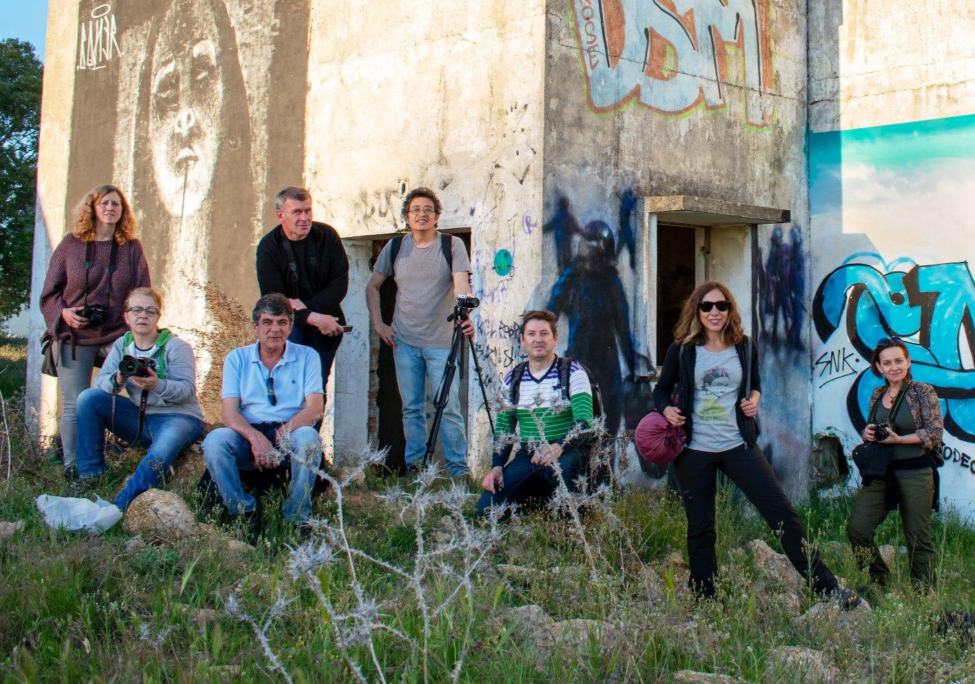 Photowalk en San Pablo