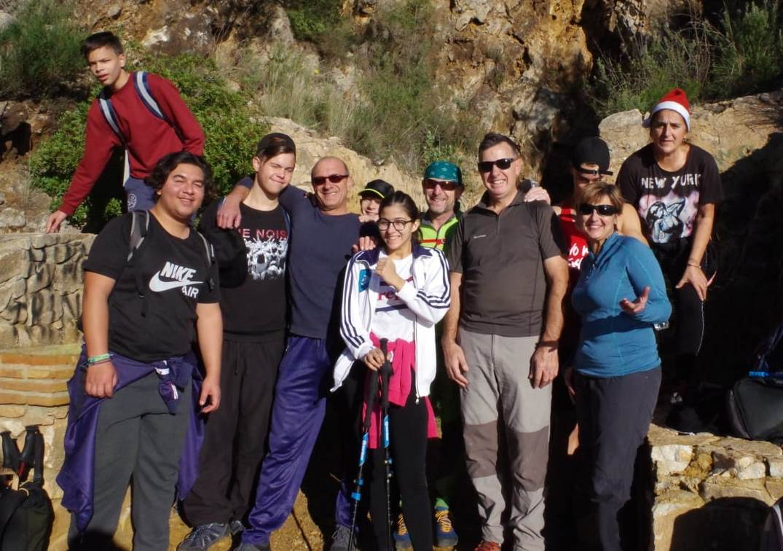 Subida al Cerro del Moro