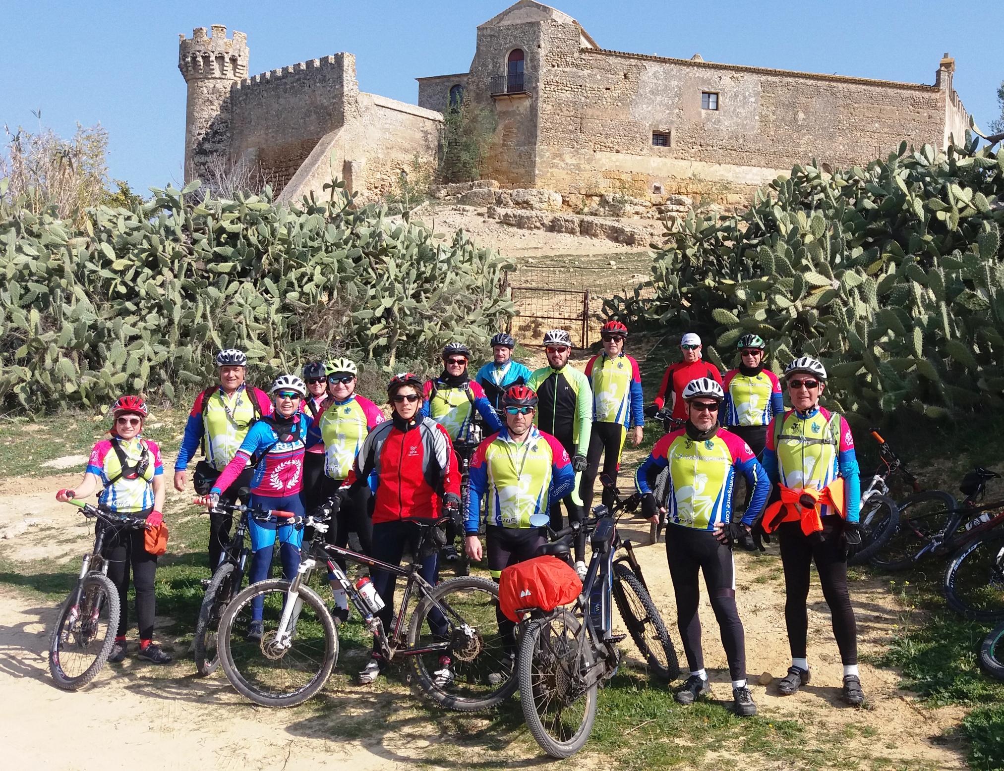 BTT Castillo de Marchenilla