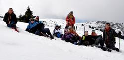 Senderismo Sierra de las Nieves