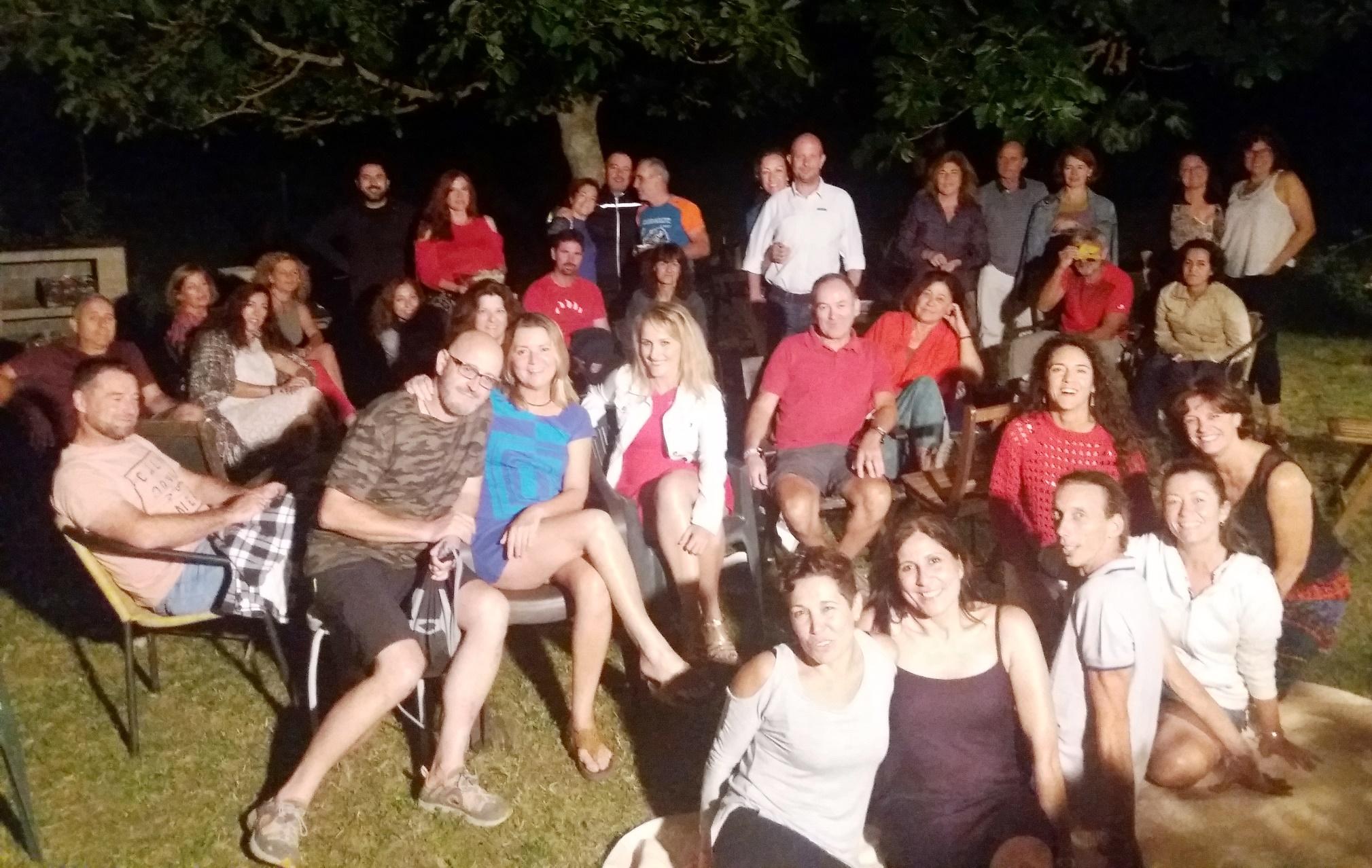 Encuentros Sella y Navarra
