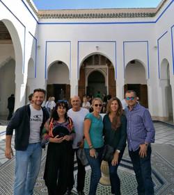 Encuentro en Marrakesh