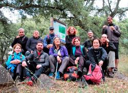 Subida al Pico Gallina
