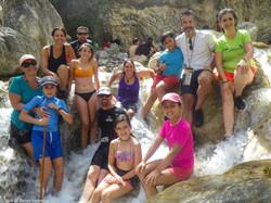Senderismo Río Chillar