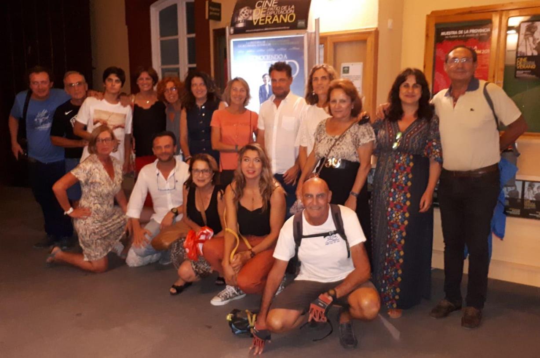 Cine en Diputación