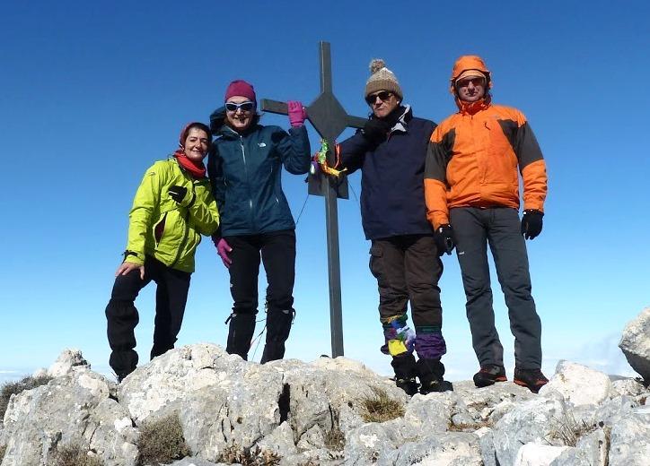 Travesía Invernal de Sierra Magina