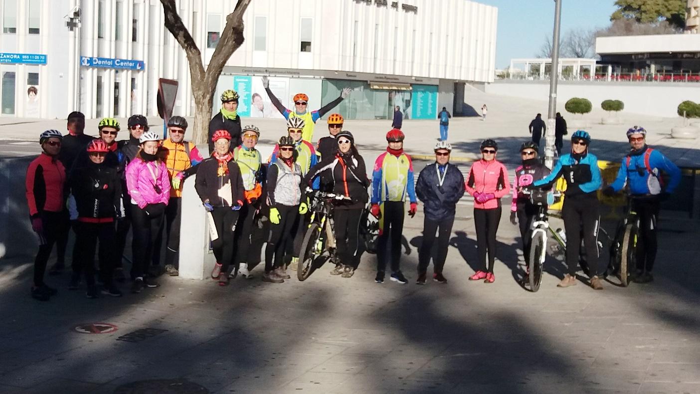 BTT Ciudad Expo - Almensilla - Puebl