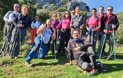 Picos Langarin y Grajas