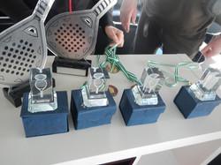 Trofeos del VIII Torneo