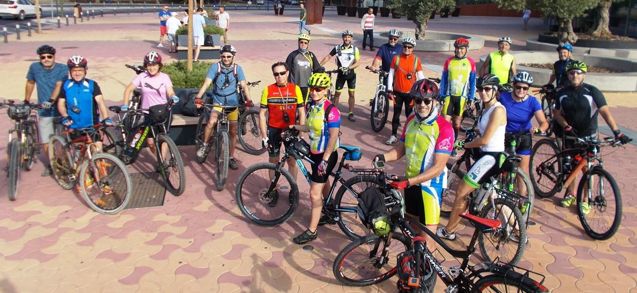 BTT Sevilla - Alcalá - Rinconada