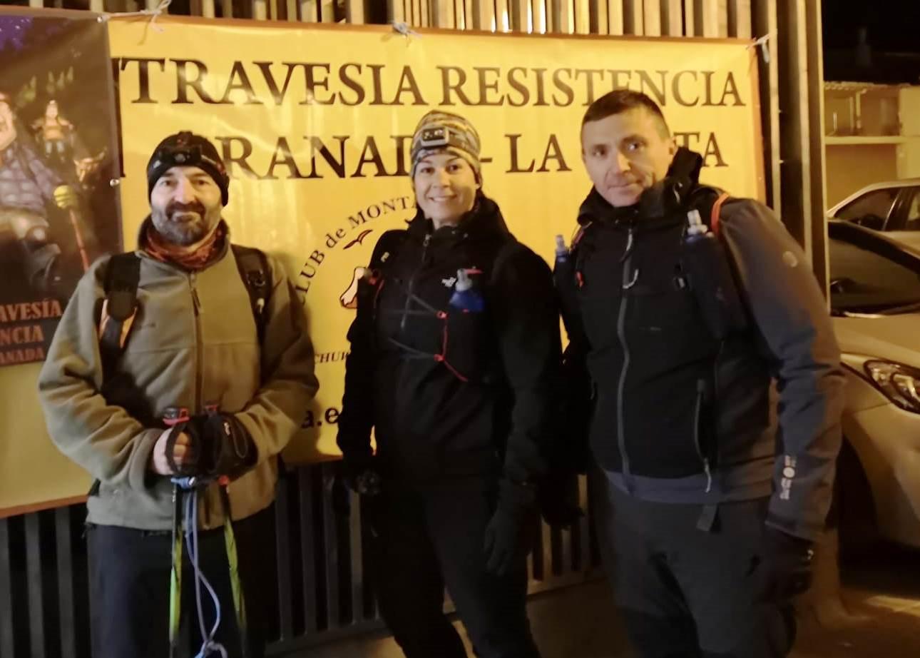 Travesía Granada - La Costa