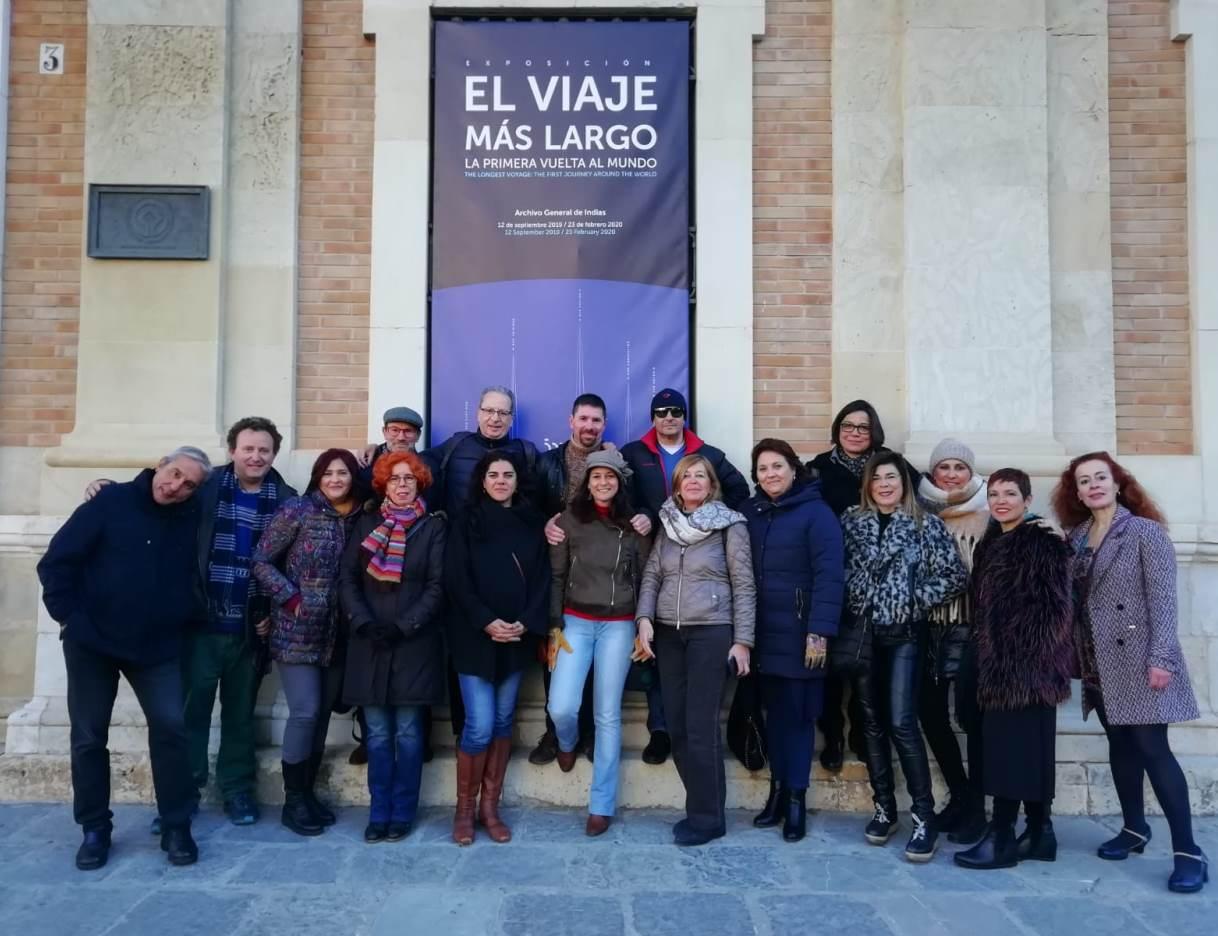 Exposición de Magallanes