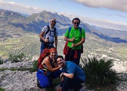 Subida a Cerro Batanes